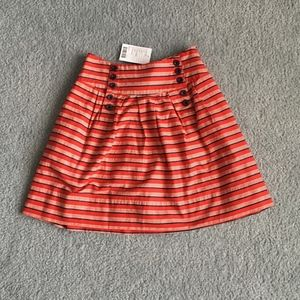 NWT Anthropologie Cooperative Skirt Size 2
